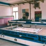 4-7 цветовая печать, макс 2500х1300 мм. Изготовление трафарета CTS-методом.